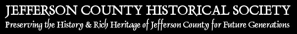 Jefferson County Historical Society